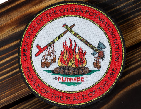 Citizen Potawatomi Nation Patch