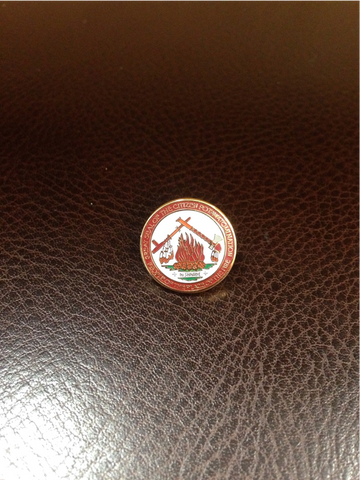 Citizen Potawatomi Nation Lapel Pin