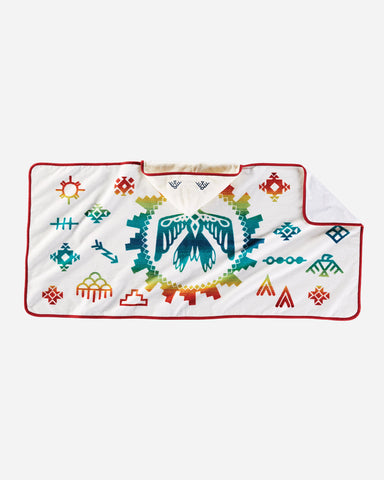 "Pendleton ""Sunrise Eagle"" Hooded Towel"