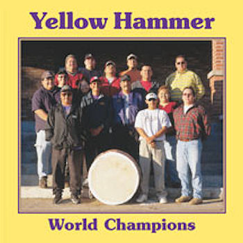 Yellow Hammer-World Champions CD
