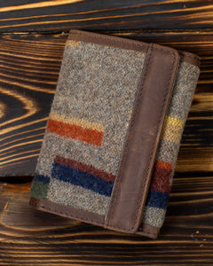 Painted Hills Trifold Wallet
