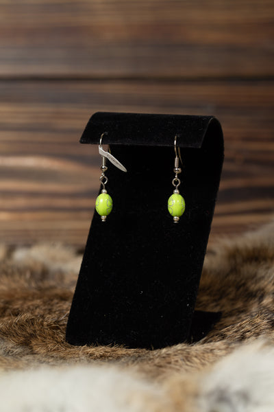 Small Gem Earrings