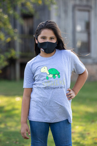 Youth Mshike (Turtle) Tee