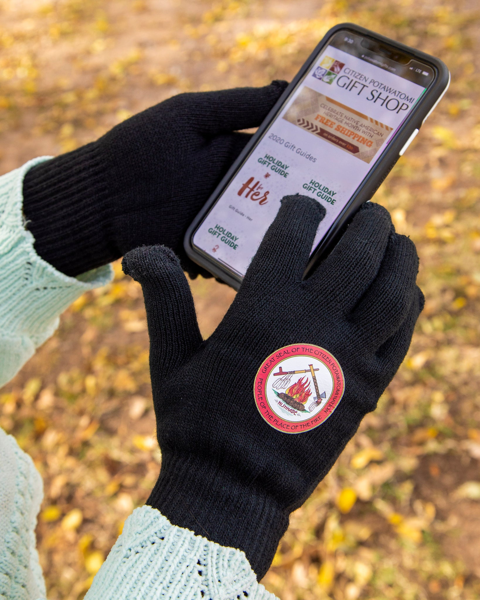 CPN Seal Gloves