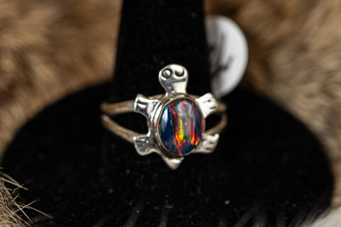 Turtle Shaped Ring