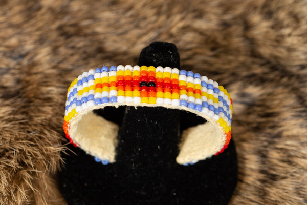 Children's Beaded Cuff Bracelets