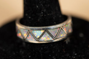 Opal Inlay Band