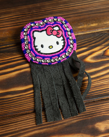Hello Kitty Hair Barrettes