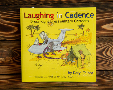 Laughing in Cadence: Dress Right Dress Military Cartoons