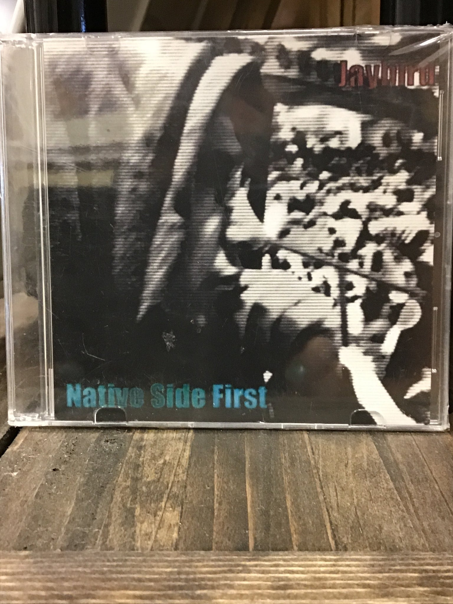 Jay bird native side first cd
