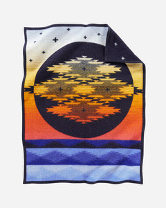 "Pendleton Baby Blanket ""Moon Dance"""