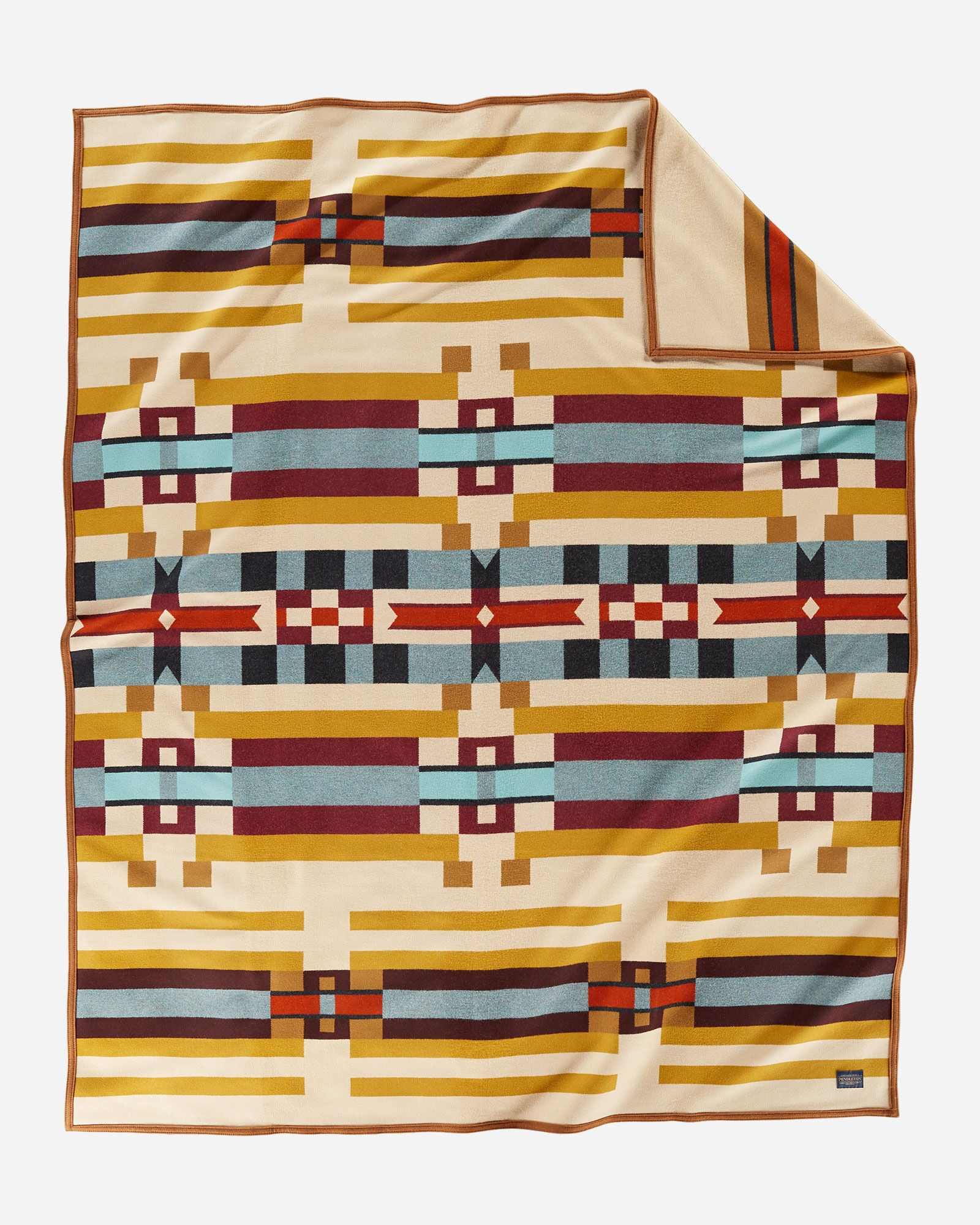 "Pendleton Blanket ""Saddle Mountain"""