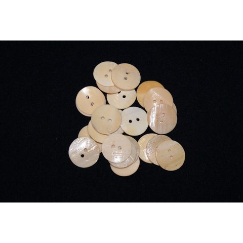 Shell Discs with 2 holes