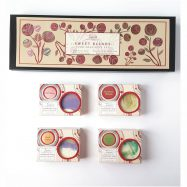 Sequoia Sweet Blends Four Soap Gift Set