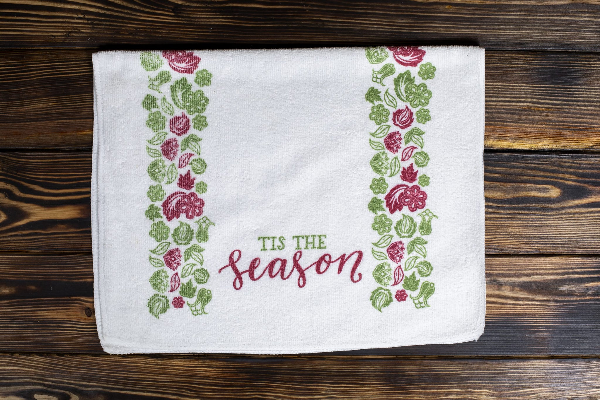 'Tis The Season-Tea Towel