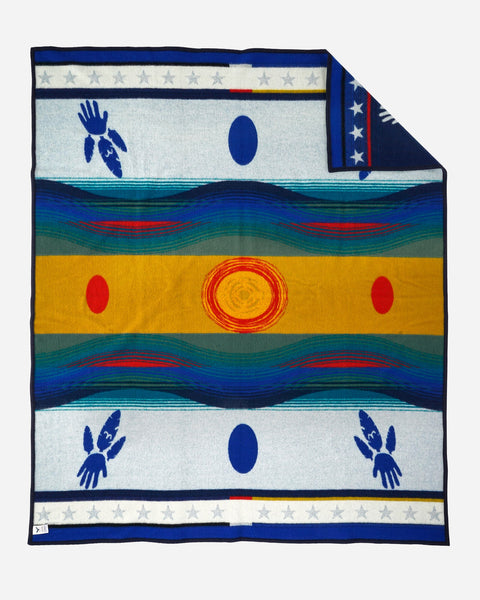 Pendleton Warriors Circle Of Honor Blanket