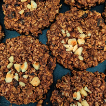 Load image into Gallery viewer, Cacao Berry Oatmeal Cookies