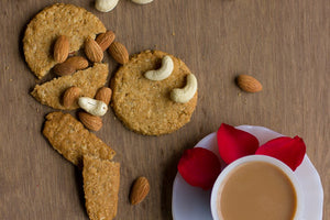 Dry Fruit Masti cookies