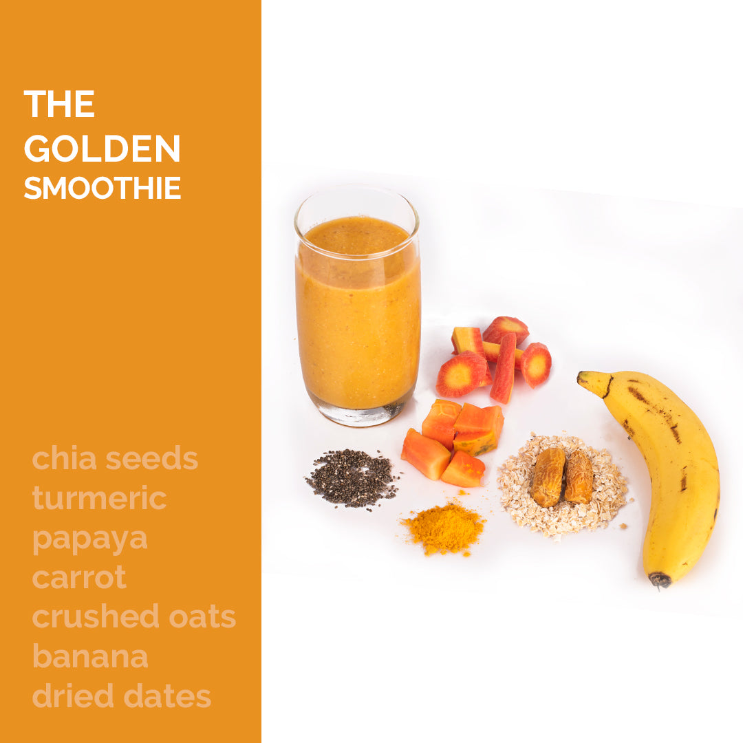 The Golden Smoothie