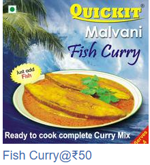 Malvani Fish Curry Mix