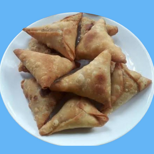Veg Patti Samosa - Ready to fry