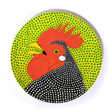 Load image into Gallery viewer, Hand Painted Side Plate - Rooster