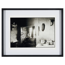 Load image into Gallery viewer, Cedric Nunn  |  Amy Madhlawu Louw's Kitchen. She died in 2003 at the age of 103. Nothing remains of her home
