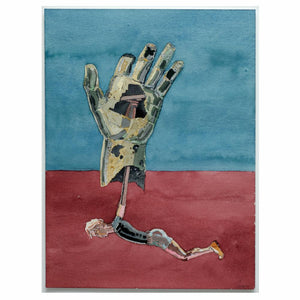 Clive van den Berg  |  The Hand of Constantine