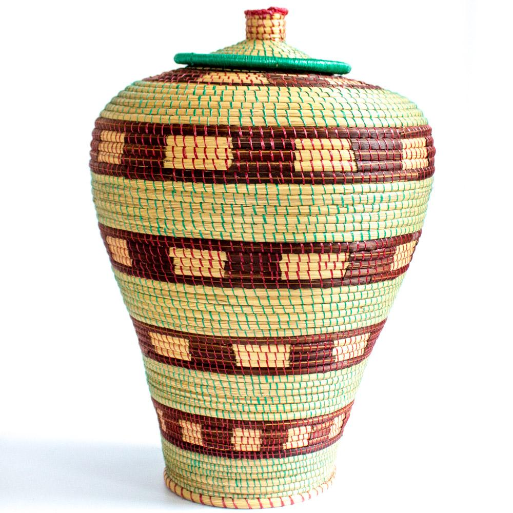 Grass Vase basket