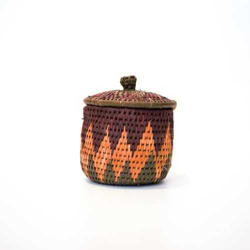 Hlabisa Basket - Jewellery box XS