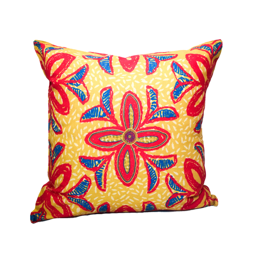 Cushion Cover - With Embroidery