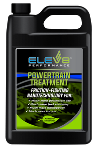 ELEV8 Powertrain Treatment - 1 Gallon Jug