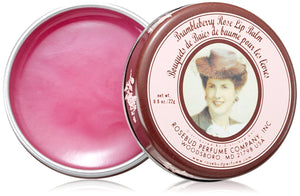 Brambleberry Rose Lip Balm Tin
