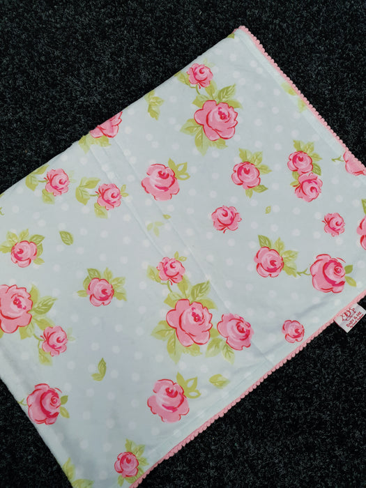 Little Rose - Baby Blanket