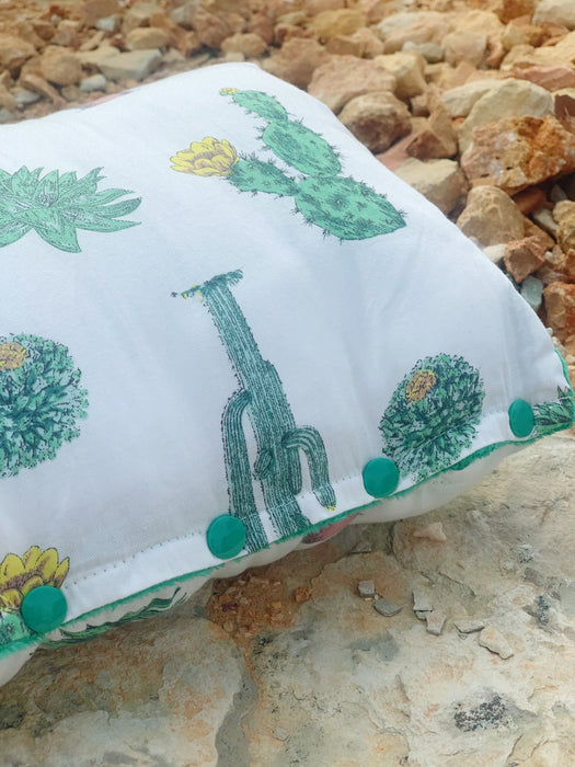 The Cactus Baby Nursing Arm Pillow
