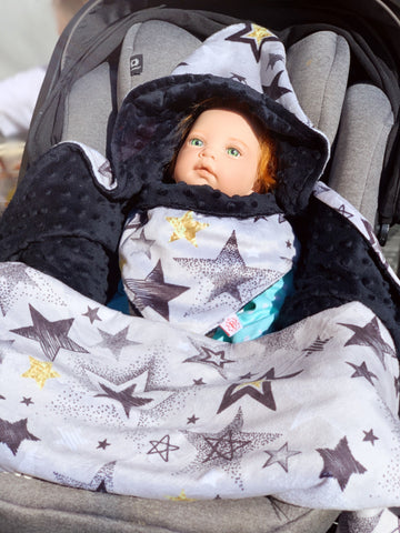 In The Night Car Seat Wrap