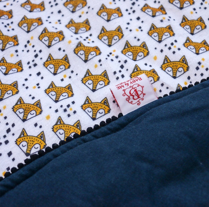 Friendly Fox Large Play Mat
