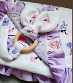 Lilac Dreams Baby Teether