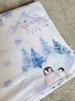 Arctic Adventure Extra Large Cuddle up, Baby Blanket & Bundle