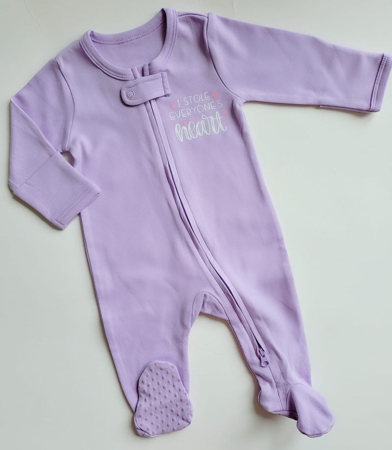 Personalised Onesie (First size to 2 years) **PLEASE READ INSTRUCTIONS**