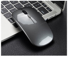 New Bluetooth Dual Mode Charging Mouse 5.0 Mute Silent Notebook Game 2.4g Wireless Mouse