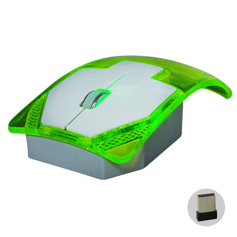 WH898 Wireless Mouse Colorful optical PC 1200 DPI Lighting Office Home Computer Laptop Mause
