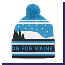 Load image into Gallery viewer, Sara Gideon Beanie