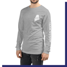 Load image into Gallery viewer, Sara Gideon Maine Long Sleeve Tee