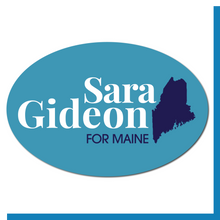 Load image into Gallery viewer, Sara Gideon Bumper Sticker