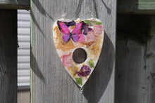 Load image into Gallery viewer, White Planchette Wall Hanger