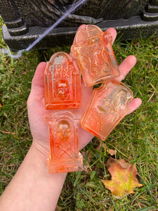 Bloody Headstone Magnets