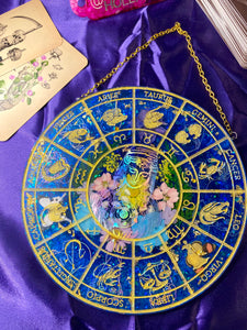 Mother of the Stars Zodiac Board