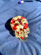 Load image into Gallery viewer, Pill Head 3D Skull