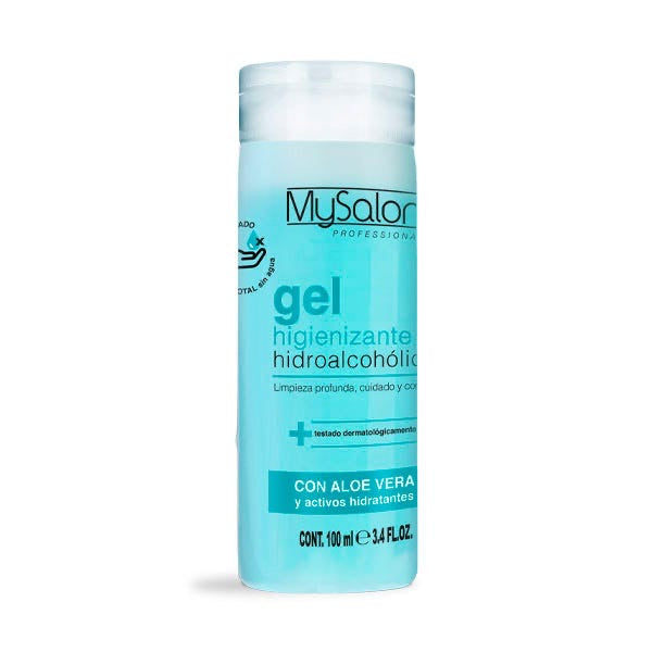 GEL HIGIENIZANTE 100ml Aloe verá
